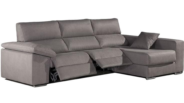 1 luxury sofa chaise longue en sevilla sofas - Factory del sofa sevilla ...