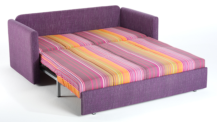 Design sof cama 150 cm ancho las mejores ideas e - Sofas de dos plazas pequenos ...