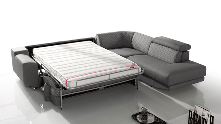 Sof cama prime galer as del tresillo - Sofa esquinero cama ...